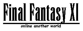 FF XI Logo